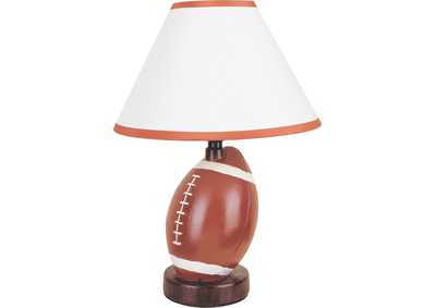 All Star Football Table Lamp (Set of 8)