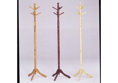 Image for Grady Espresso Coat Rack (Set of 4)