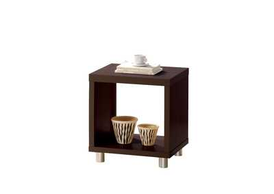 Redland Espresso End Table