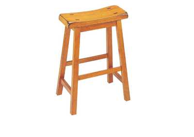 Gaucho Oak Counter Stool (Set of 2)