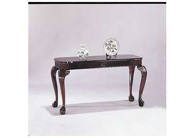 Canebury Cherry Console Table