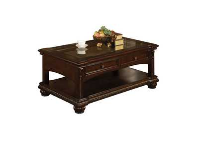 Anondale Cherry Coffee Table