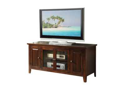 Christella Chocolate TV Stand