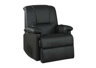 Image for Reseda Black Power Lift Recliner w/Massage