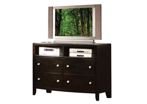 Oxford Espresso TV Console