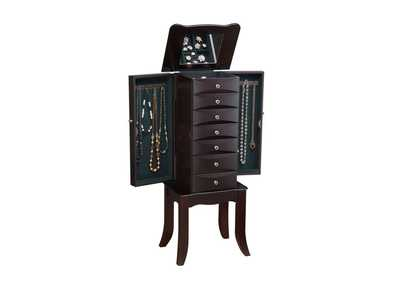 Image for Teresa Java Jewerly Armoire