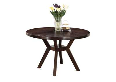 Image for Drake Espresso Dining Table