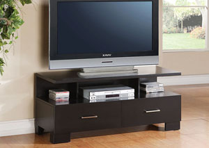 London Black TV Console
