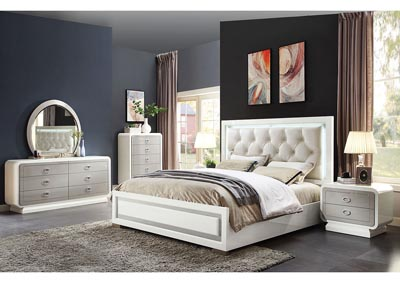 Image for Allendale Beige/Ivory Eastern King Bed