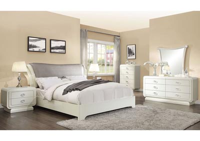 Image for Bellagio/Ivory Eastern King Bed