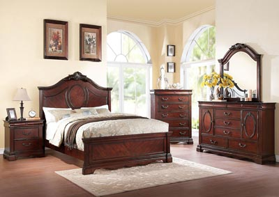 Image for Estrella Cherry Nightstand