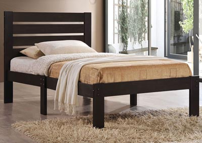 Image for Kenney Espresso Queen Bed