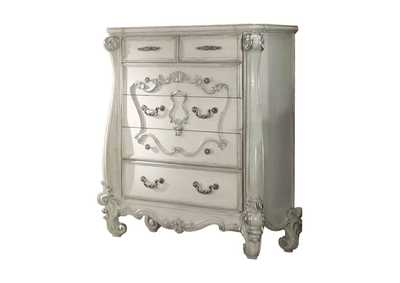 Versailles Ivory White Chest