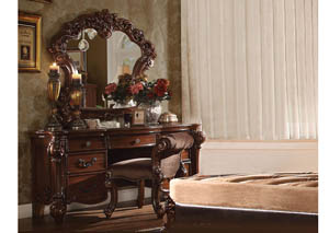 Vendome Cherry Vanity Desk