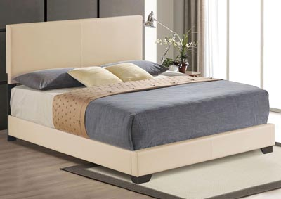 Image for Ireland III Beige Queen Bed