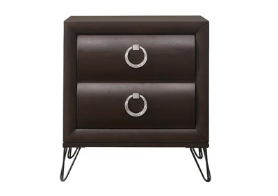 Image for Tablita Merlot Nightstand