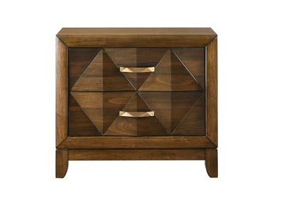 Image for Delilah Walnut Nightstand