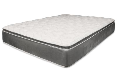 Image for Jade Gray Eastern King Mattress