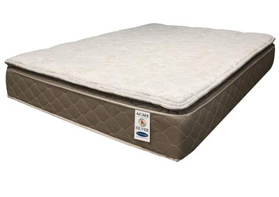 "Image for Englander Silver 12"" Pillow Top Eastern King Mattress"