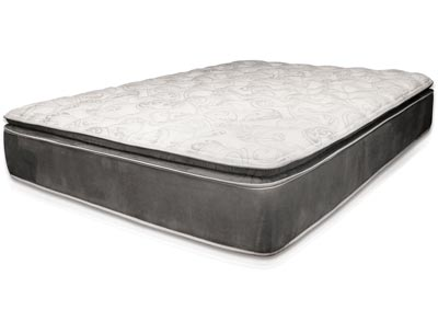 "Image for Sapphire 13"" Gel Pillow Top Eastern King Mattress"