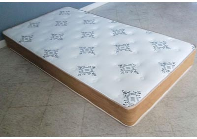 "Image for Dinka 8"" Single Side Queen Mattress"