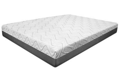 "Image for Opal 10"" Gel Memory Foam Eastern King Mattress"