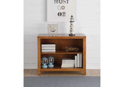 Image for Lacey Cherry Oak Bookcase