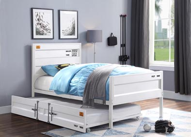 Image for Cargo White Trundle