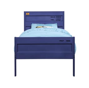 Image for Cargo Blue Full Bed