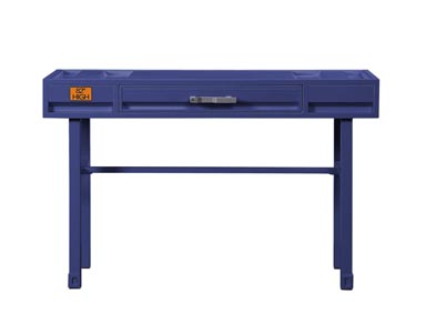 Image for Cargo Blue Vanity Desk