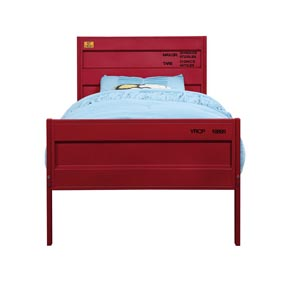 Image for Cargo Red Full Bed