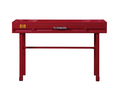 Image for Cargo Red Vanity Desk