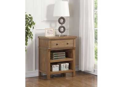 Inverness Reclaimed Oak Nightstand