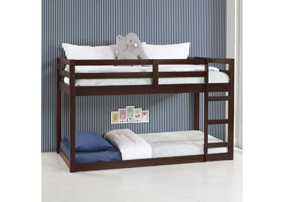 Image for Gaston Espresso Loft Bed