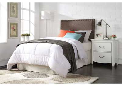 Sabina Brown Queen/Full Headboard Only