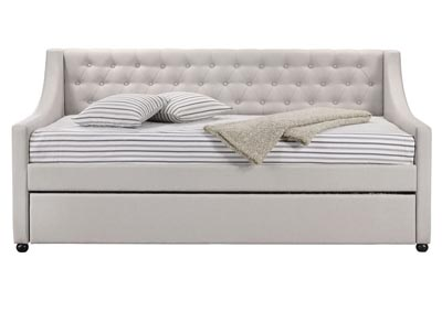 Lianna Fog Twin Daybed and Trundle