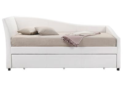 Image for Jedda White Twin Daybed and Trundle
