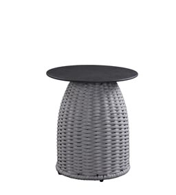 Egil Gray Patio Table