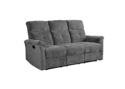 Treyton Gray Reclining Sofa