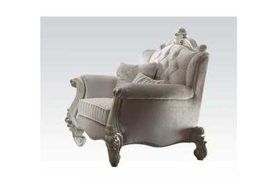 Versailles Ivory  Chair w/2 Pillow