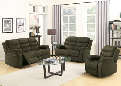 Image for Cuinn Olive Recliner