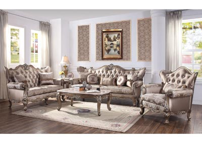 Image for Jayceon Champagne Sofa and Loveseat