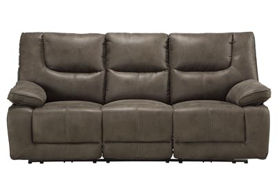 Image for Harumi Gray Power Reclining Sofa