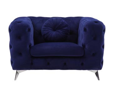 Image for Atronia Blue Chair