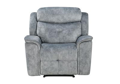 Image for Mariana Silver Gray Recliner