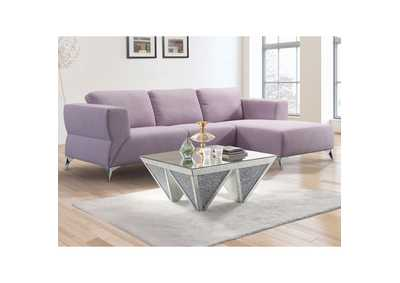 Image for Josiah Pale Berries Sectional Sofa