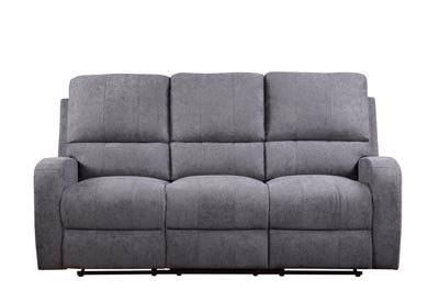 Image for Livino Gray Reclining Sofa