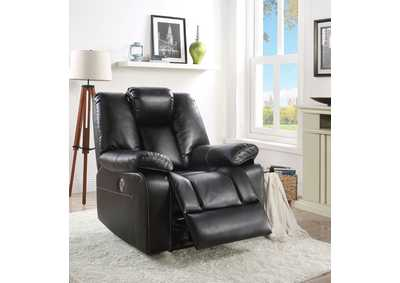 Image for Jailene Black Power Recliner