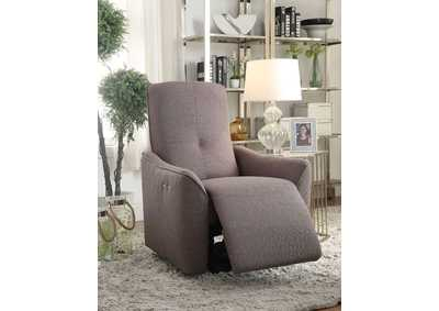 Image for Agico Gray Power Recliner
