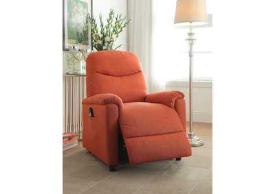 Image for Catina Orange Power Lift Recliner